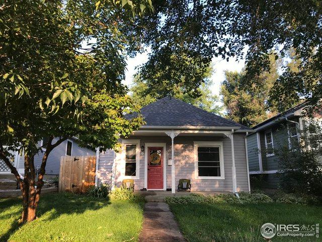 217 N Whitcomb St, Fort Collins, CO 80521 (MLS #874353) :: 8z Real Estate