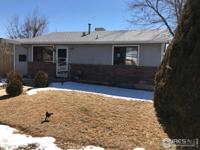 158 Florence Ave, Firestone, CO 80520 (MLS #874369) :: J2 Real Estate Group at Remax Alliance