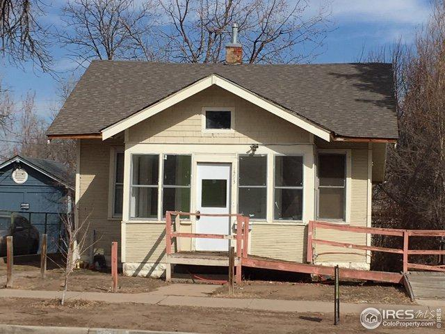 1493 10th St, Greeley, CO 80631 (#874378) :: The Peak Properties Group
