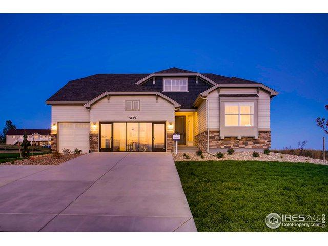 5159 Chantry Dr, Windsor, CO 80550 (MLS #874421) :: Kittle Real Estate