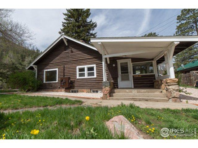 53 Poudre River Rd, Bellvue, CO 80512 (MLS #874435) :: Downtown Real Estate Partners