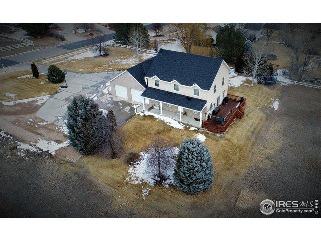 6440 Lesser Dr, Greeley, CO 80634 (#874436) :: The Peak Properties Group