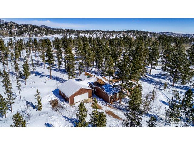 52 Neosho Trl, Red Feather Lakes, CO 80545 (MLS #874454) :: 8z Real Estate