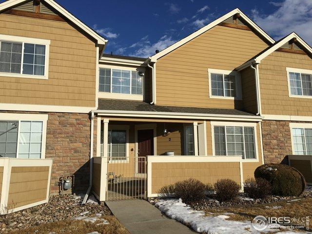 805 Summer Hawk Dr #2, Longmont, CO 80504 (MLS #874478) :: Keller Williams Realty