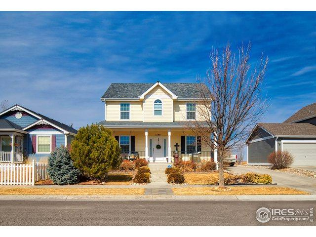 1140 Fairfield Ave, Windsor, CO 80550 (MLS #874499) :: Kittle Real Estate