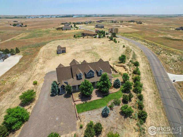 16494 Ledyard Rd, Platteville, CO 80651 (MLS #874528) :: Kittle Real Estate