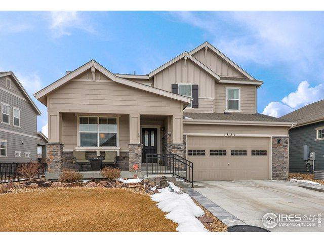1882 Los Cabos Dr, Windsor, CO 80550 (MLS #874557) :: 8z Real Estate