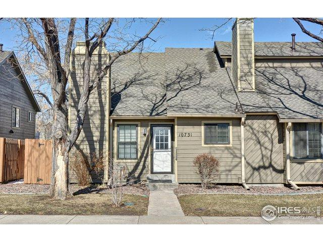 10731 W 63rd Ave A, Arvada, CO 80004 (#874589) :: My Home Team