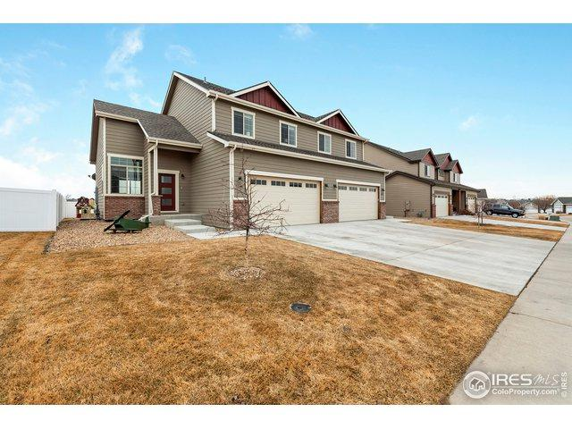 6144 W 8th St, Greeley, CO 80634 (MLS #874601) :: Sarah Tyler Homes
