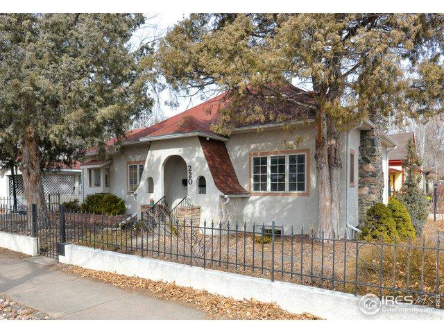 220 E Pitkin St, Fort Collins, CO 80524 (MLS #874602) :: J2 Real Estate Group at Remax Alliance