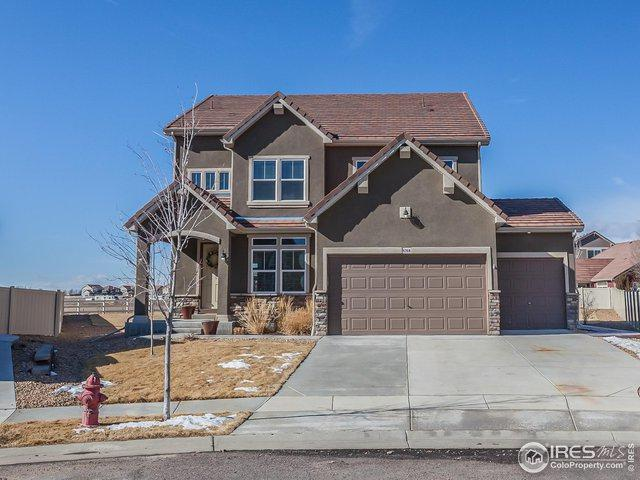 4768 Saddlewood Cir, Johnstown, CO 80534 (MLS #874604) :: 8z Real Estate
