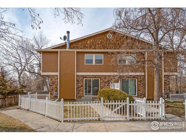 229 Bross St C, Longmont, CO 80501 (MLS #874605) :: Downtown Real Estate Partners