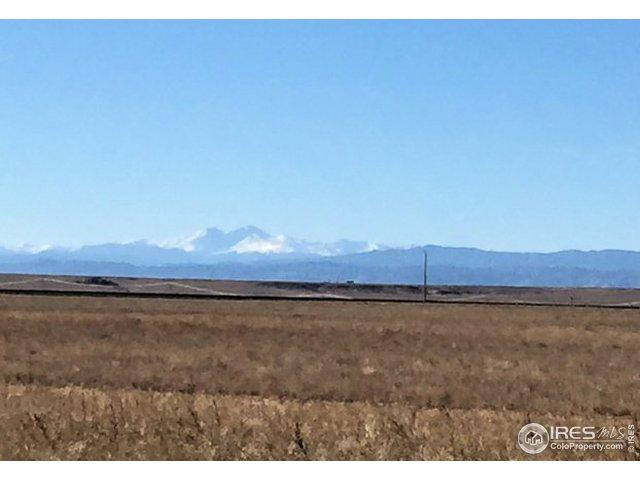 0 Weld County Road 118, Carr, CO 80612 (MLS #874614) :: Downtown Real Estate Partners