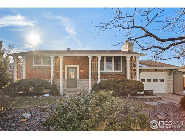 235 Iroquois Dr, Boulder, CO 80303 (MLS #874655) :: Kittle Real Estate