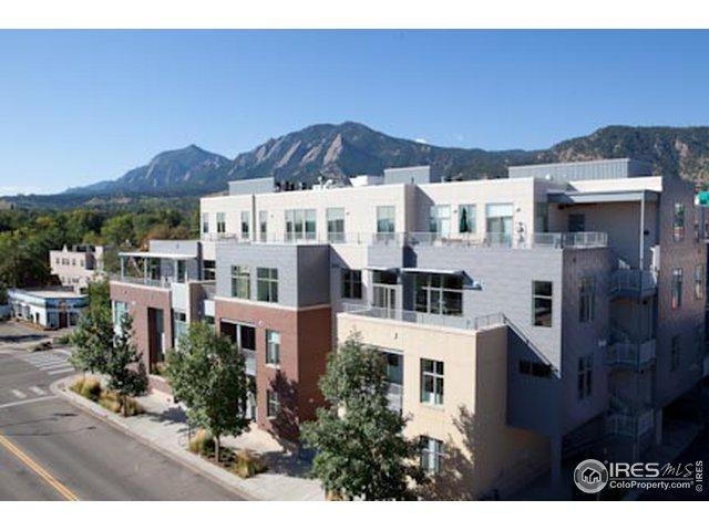 1655 Walnut St #102, Boulder, CO 80302 (MLS #874657) :: Tracy's Team
