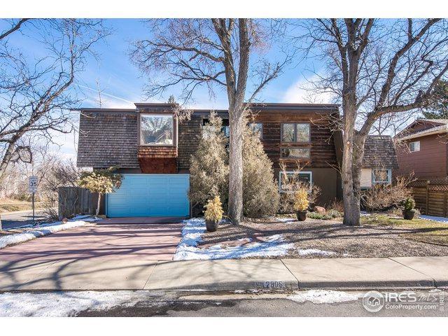 2805 Colby Dr, Boulder, CO 80305 (MLS #874668) :: 8z Real Estate