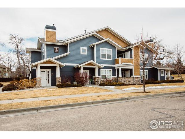 2109 Owens Ave #201, Fort Collins, CO 80528 (MLS #874675) :: The Lamperes Team