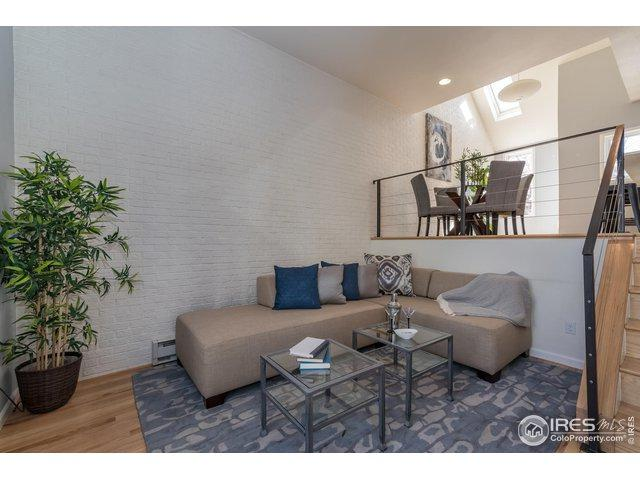815 Maxwell Ave #3, Boulder, CO 80304 (MLS #874686) :: Downtown Real Estate Partners