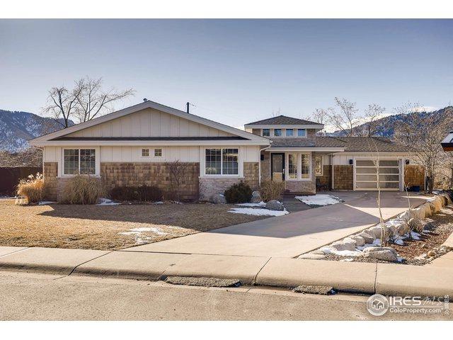 1975 Balsam Dr, Boulder, CO 80304 (MLS #874687) :: 8z Real Estate