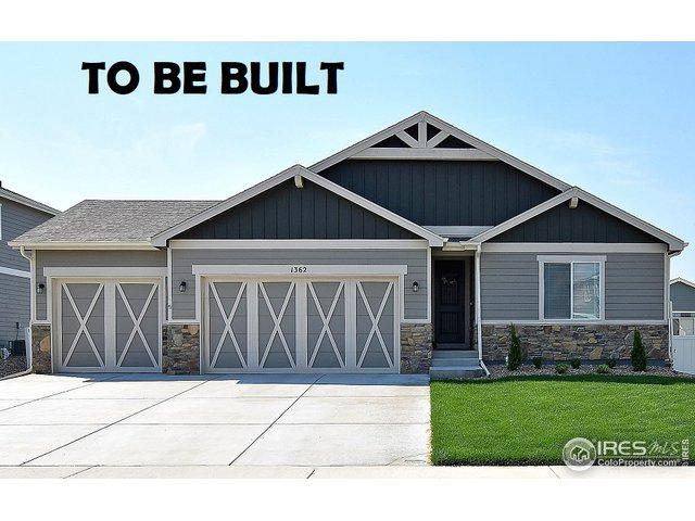 5523 Long Dr, Timnath, CO 80547 (MLS #874696) :: Kittle Real Estate