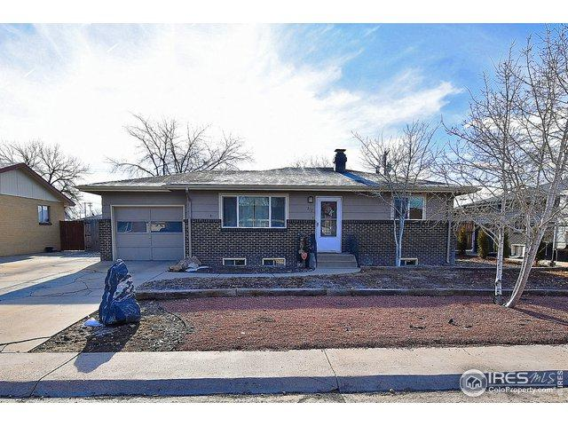 212 S 5th St, La Salle, CO 80645 (MLS #874705) :: June's Team