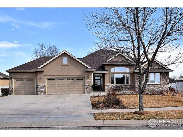 202 N 52nd Ave, Greeley, CO 80634 (MLS #874709) :: 8z Real Estate