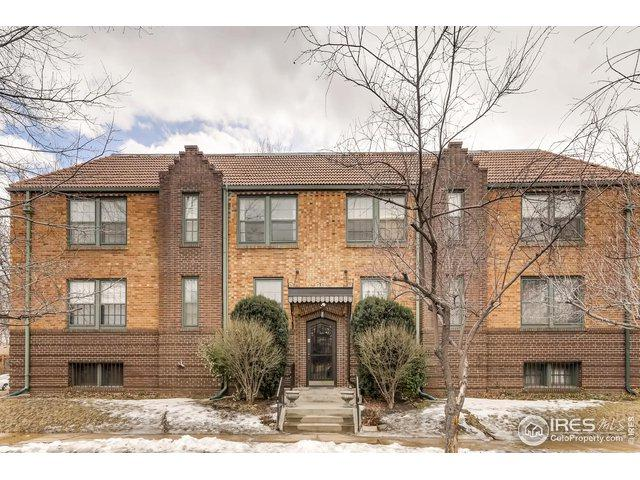 3850 E 17th Ave #8, Denver, CO 80206 (MLS #874719) :: J2 Real Estate Group at Remax Alliance