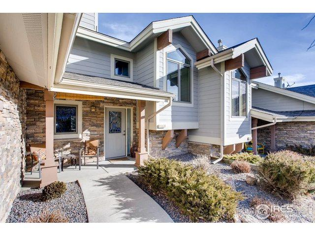 875 Crabapple Ln, Estes Park, CO 80517 (MLS #874722) :: The Lamperes Team