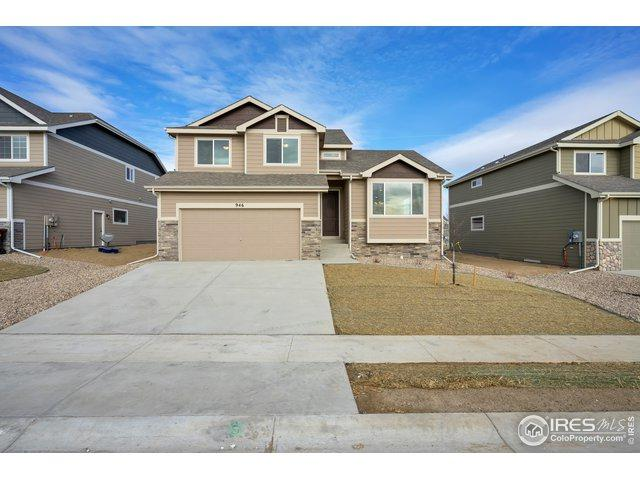 8617 13th St, Greeley, CO 80634 (MLS #874741) :: Kittle Real Estate
