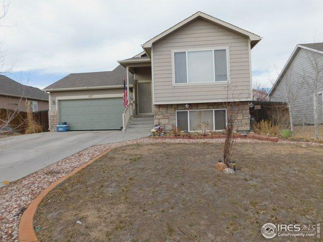 427 E 28th St Ln, Greeley, CO 80631 (#874814) :: The Peak Properties Group