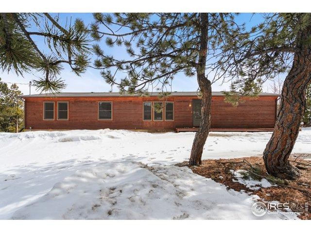 833 Divide View Dr, Golden, CO 80403 (#874855) :: The Peak Properties Group
