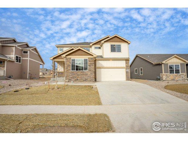 266 Castle Dr, Severance, CO 80550 (MLS #874865) :: Kittle Real Estate