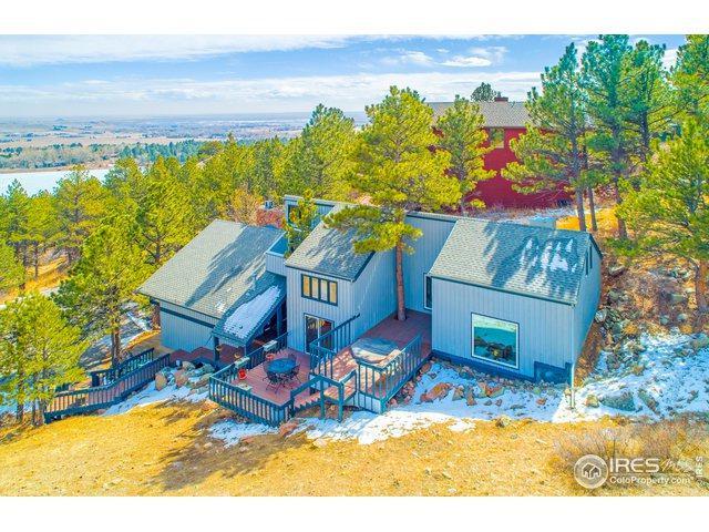 9183 Pine Ridge Ln, Boulder, CO 80302 (#874934) :: milehimodern
