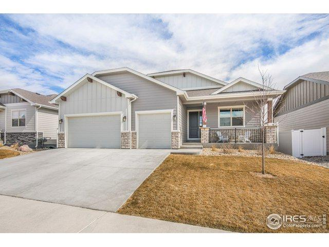 678 Vermilion Peak Dr, Windsor, CO 80550 (MLS #874939) :: Kittle Real Estate