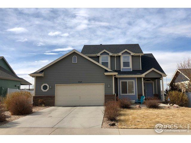 707 62nd Ave, Greeley, CO 80634 (MLS #874940) :: Sarah Tyler Homes