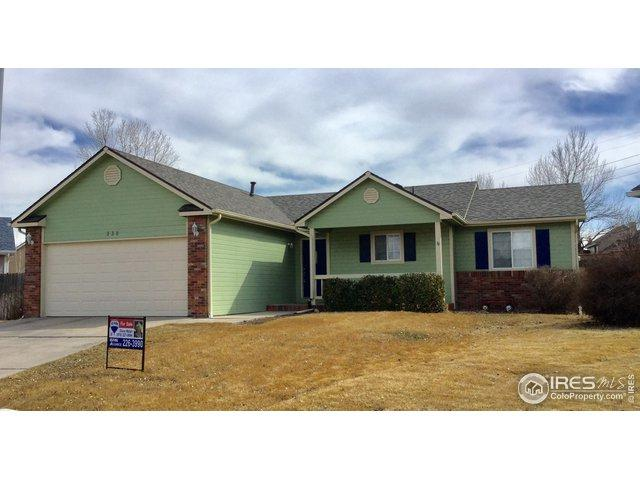 338 53rd Ave Ct, Greeley, CO 80634 (MLS #874949) :: 8z Real Estate