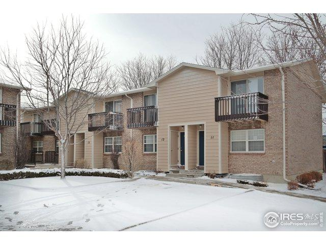 1346 Sunset St #13, Longmont, CO 80501 (MLS #874953) :: Downtown Real Estate Partners