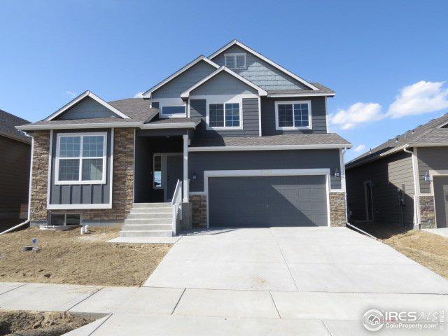 263 Castle Dr, Severance, CO 80550 (MLS #875000) :: Kittle Real Estate