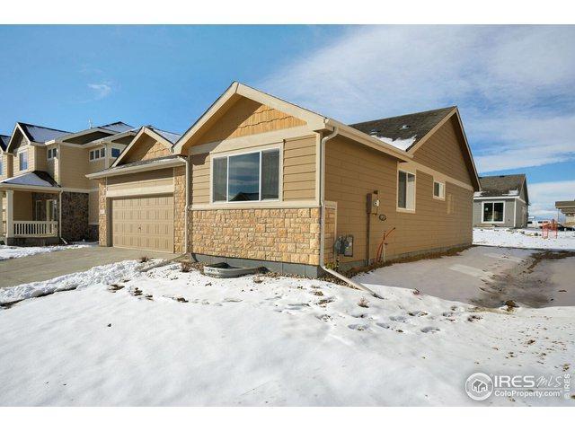 901 Mt. Shavano Dr, Severance, CO 80550 (MLS #875001) :: Kittle Real Estate