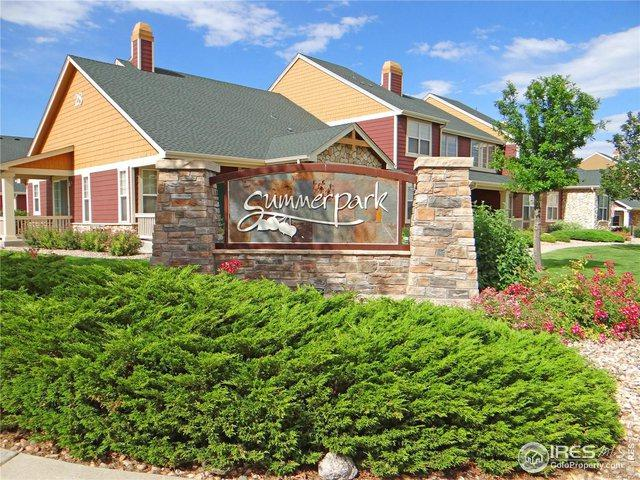 6915 W 3rd St #322, Greeley, CO 80634 (MLS #875009) :: 8z Real Estate