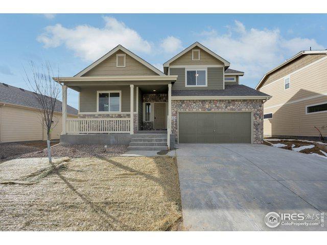 318 Torreys Dr, Severance, CO 80550 (MLS #875019) :: Kittle Real Estate