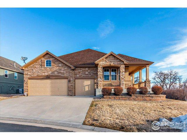7569 Isabell Cir, Arvada, CO 80007 (#875025) :: The Peak Properties Group