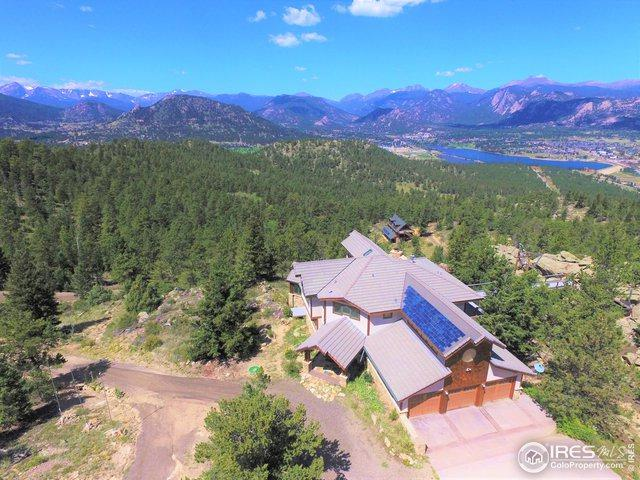 2864 E Highway 36, Estes Park, CO 80517 (#875030) :: My Home Team