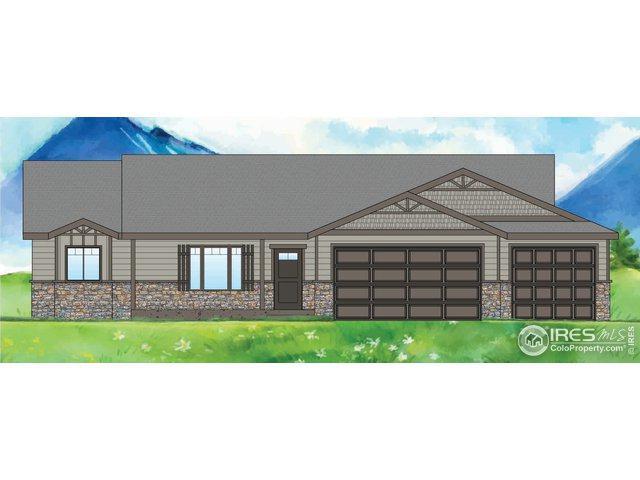 5063 Prairie Lark Ln, Severance, CO 80615 (MLS #875052) :: Kittle Real Estate
