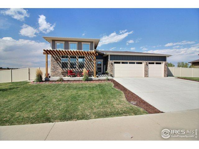 9111 18th St, Greeley, CO 80634 (MLS #875055) :: Bliss Realty Group