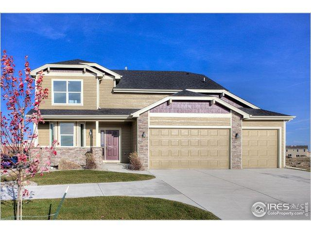 306 Ptarmigan St, Severance, CO 80550 (MLS #875091) :: Bliss Realty Group