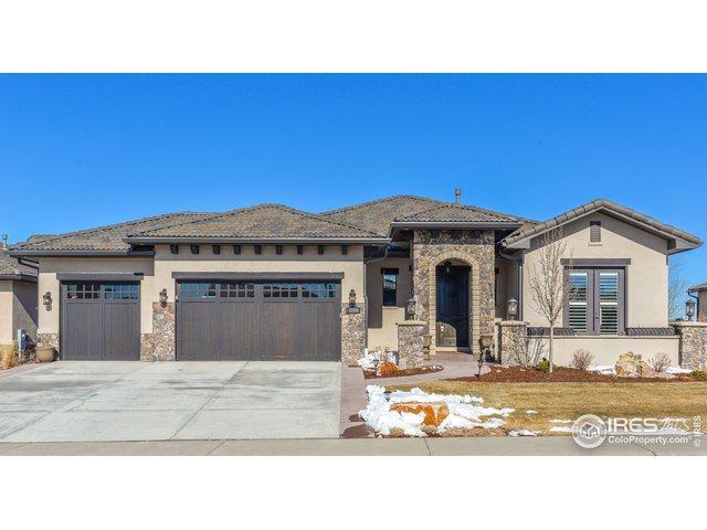 3840 Valley Crest Dr, Timnath, CO 80547 (MLS #875093) :: Hub Real Estate