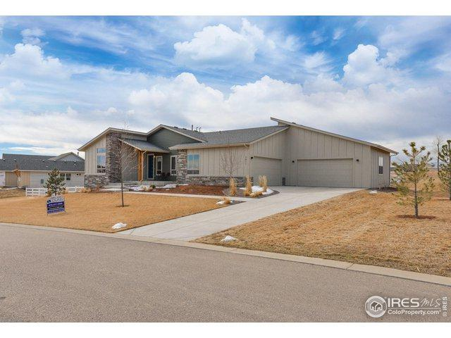 3811 Bridle Ridge Cir, Fort Collins, CO 80524 (#875098) :: James Crocker Team
