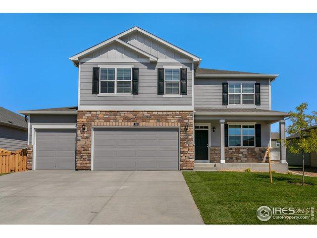 516 Buckrake St, Severance, CO 80550 (MLS #875110) :: Kittle Real Estate