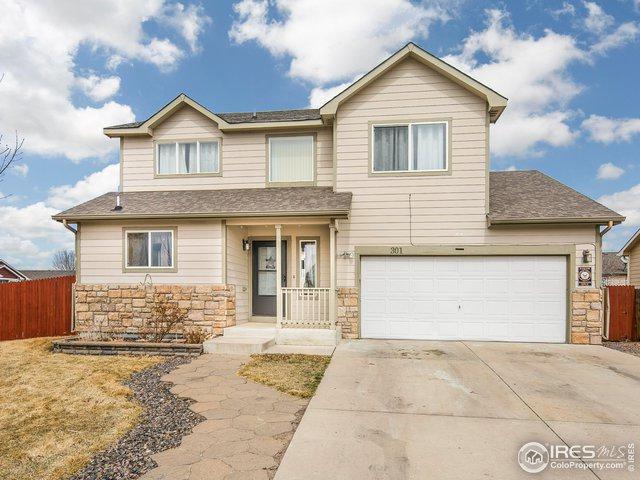 301 E 29th St, Greeley, CO 80631 (MLS #875112) :: Hub Real Estate
